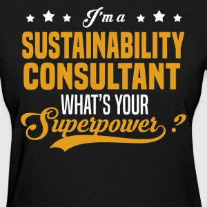 Sustainability Consultant - Women's T-Shirt