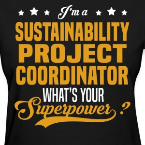Sustainability Project Coordinator - Women's T-Shirt