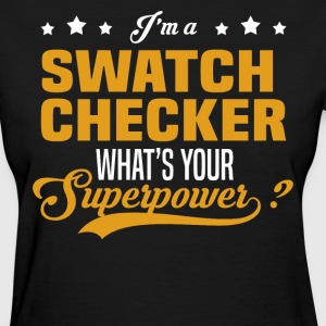 Swatch Checker - Women's T-Shirt
