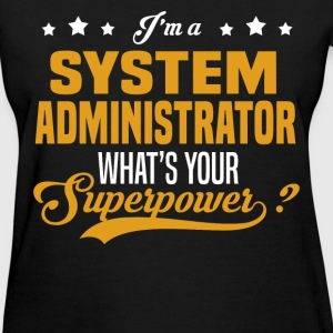 System Administrator - Women's T-Shirt