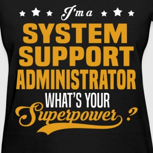 System Support Administrator - Women's T-Shirt