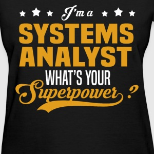 Systems Analyst - Women's T-Shirt