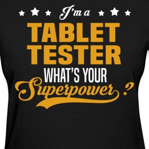 Tablet Tester - Women's T-Shirt