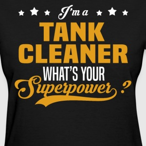 Tank Cleaner - Women's T-Shirt