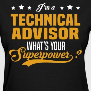 Technical Advisor - Women's T-Shirt