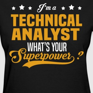 Technical Analyst - Women's T-Shirt