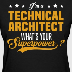 Technical Architect - Women's T-Shirt