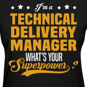 Technical Delivery Manager - Women's T-Shirt