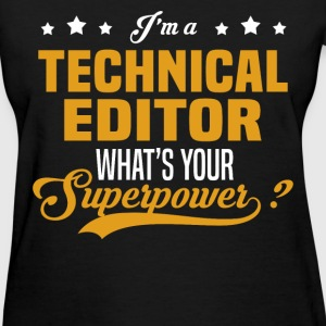 Technical Editor - Women's T-Shirt