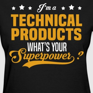 Technical Products - Women's T-Shirt
