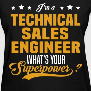 Technical Sales Engineer - Women's T-Shirt