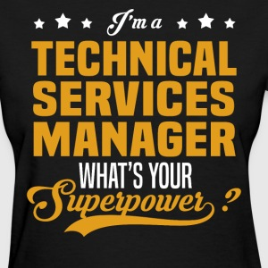 Technical Services Manager - Women's T-Shirt