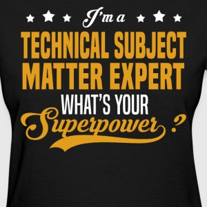 Technical Subject Matter Expert - Women's T-Shirt