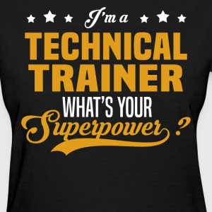 Technical Trainer - Women's T-Shirt