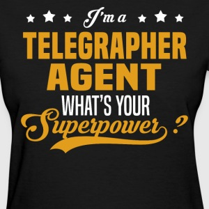 Telegrapher Agent - Women's T-Shirt