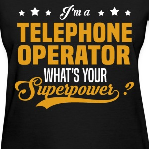 Telephone Operator - Women's T-Shirt