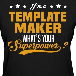 Template Maker - Women's T-Shirt