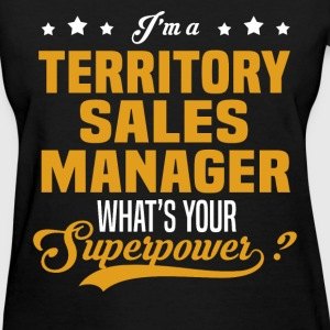 Territory Sales Manager - Women's T-Shirt