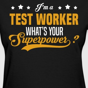 Test Worker - Women's T-Shirt