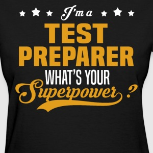 Test Preparer - Women's T-Shirt