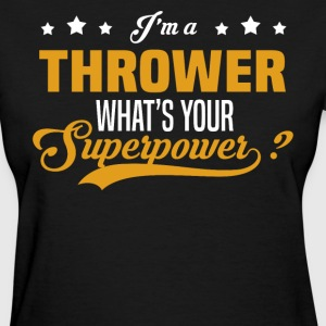 Thrower - Women's T-Shirt