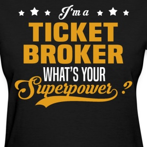 Ticket Broker - Women's T-Shirt