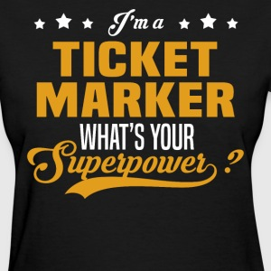 Ticket Marker - Women's T-Shirt