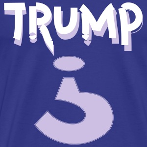 trump 2016, Trump and putin - Men's Premium T-Shirt