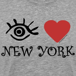 Eye-Love New York - Men's Premium T-Shirt