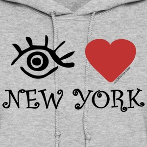 Eye-Love New York - Women's Hoodie