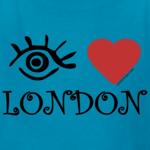 Eye-Love London - Kids' T-Shirt