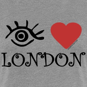 Eye-Love London - Women's Premium T-Shirt