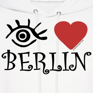 Eye-Love Berlin - Men's Hoodie