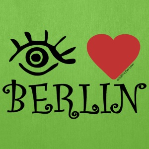 Eye-Love Berlin - Tote Bag