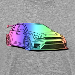 golf colourful T-Shirts - Men's Premium T-Shirt