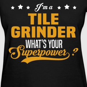 Tile Grinder - Women's T-Shirt