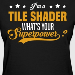 Tile Shader - Women's T-Shirt