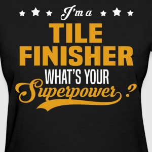 Tile Finisher - Women's T-Shirt
