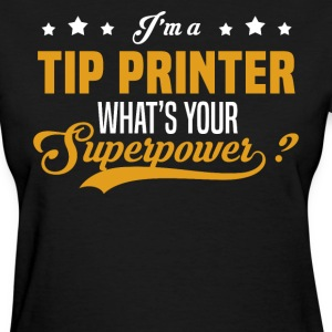 Tip Printer - Women's T-Shirt