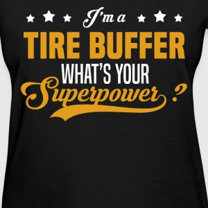 Tire Buffer - Women's T-Shirt