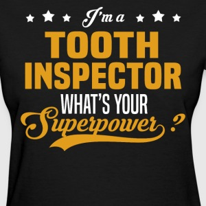 Tooth Inspector - Women's T-Shirt