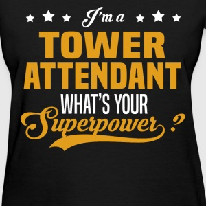 Tower Attendant - Women's T-Shirt
