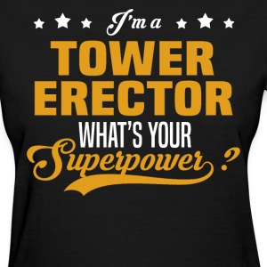 Tower Erector - Women's T-Shirt