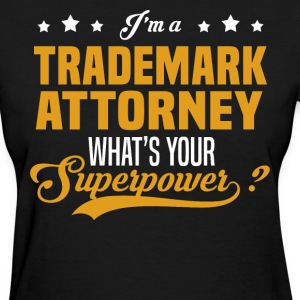 Trademark Attorney - Women's T-Shirt