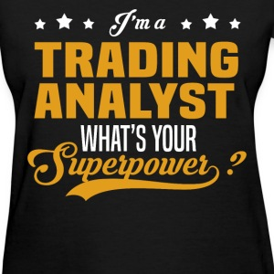 Trading Analyst - Women's T-Shirt