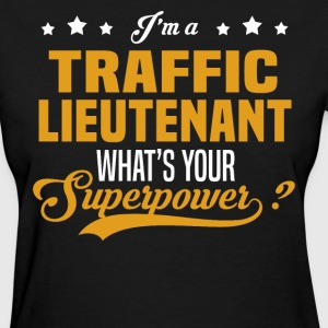 Traffic Lieutenant - Women's T-Shirt