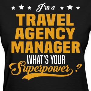 Travel Agency Manager - Women's T-Shirt
