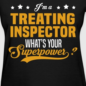 Treating Inspector - Women's T-Shirt
