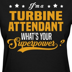 Turbine Attendant - Women's T-Shirt