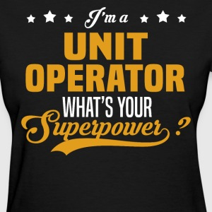 Unit Operator - Women's T-Shirt